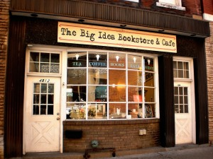 The Big Idea Bookstore and Cafe